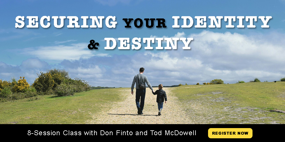 Securing Your Identity and Destiny - Join Now