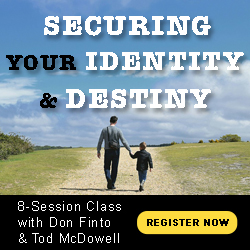 Securing Your Identity and Destiny class