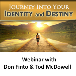 Journeying into Your Identity and Destiny